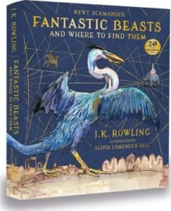 fantasic beasts and where to find them uk