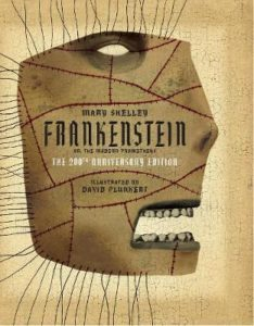 frankenstein rockport's illustrated classics