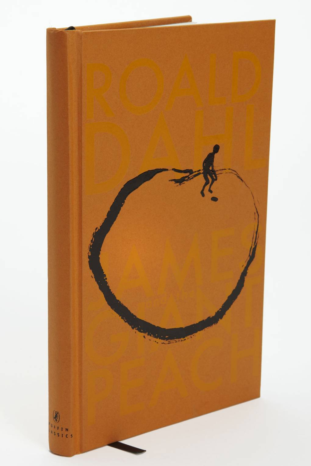 James and the Giant Peach designed by Antony Gormley | Puffin 70th Anniversary Limited Edition series – beautifulbooks.info