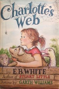 Junior Deluxe Editions Charlottes Web DJ