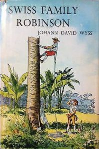 Junior Deluxe Editions Swiss Family Robinson DJ