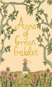 wordsworth collectors editions anne of green gables by lucy montgomery