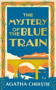 agatha christie se mystery of the blue train cover