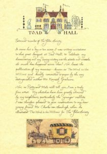 2008 CVS FS Letter from Toad