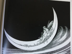 Ida Rentoul Outhwaite Fairyland Moonboat sm