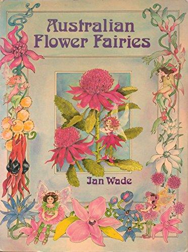 Jane Wade Australian Flower Fairies cover