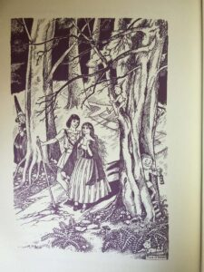 Pixie OHarris Fairy Book Contents Illus sm
