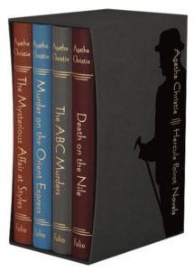 agatha christie FS poirot novels box set