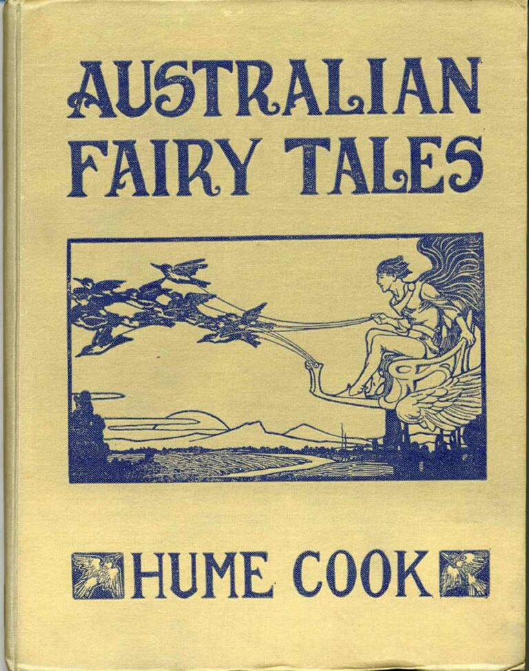 hume cook australian fairy tales cover sm