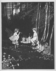 ida rentoul outhwaite fairyland the concert sm