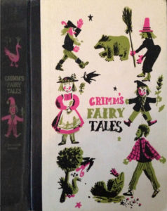 JDE Grimms Fairy Tales FULL Old pink cover