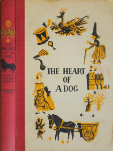 JDE Heart of a Dog FULL old red cover