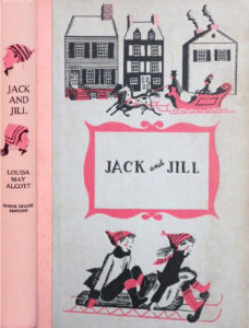 JDE Jack and Jill FULL pink cover