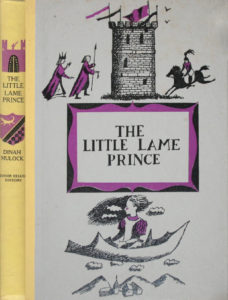 JDE Little Lame Prince FULL yellow cover