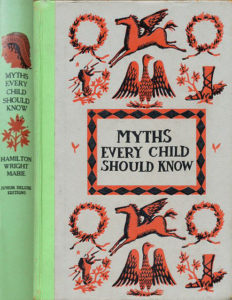 JDE Myths Every Child Should Know FULL green cover