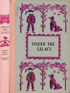 JDE Under the Lilacs pink FULL cover