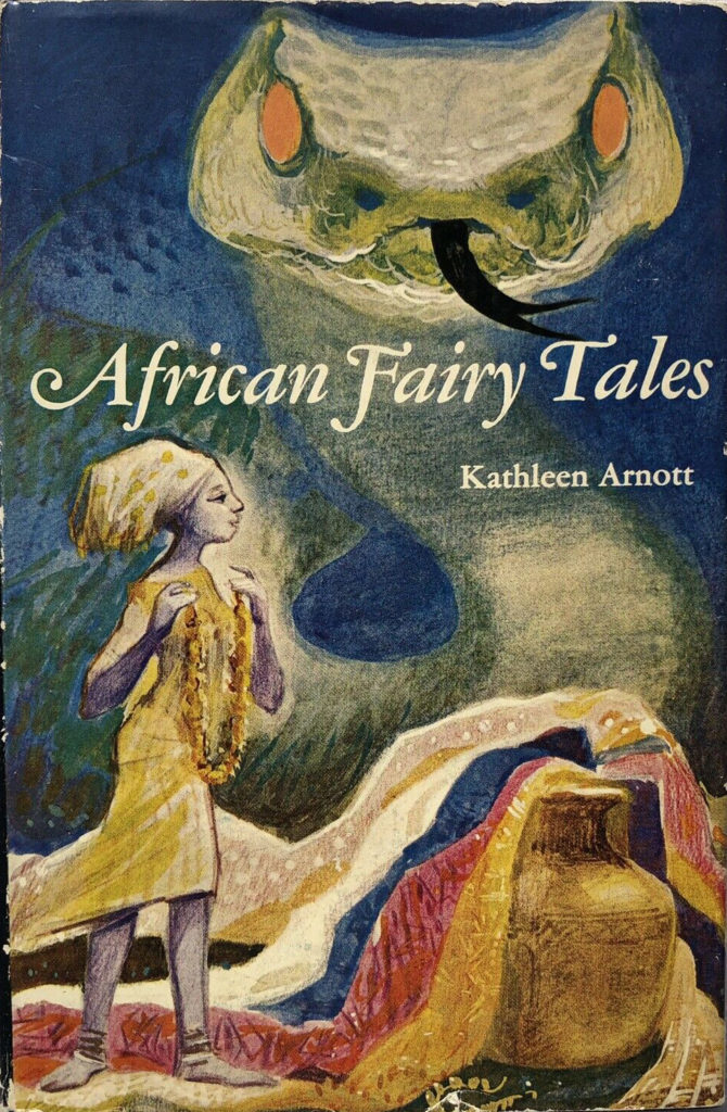 African Fairy Tales (Muller)