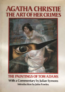 Tom Adams Agatha Christie Art of Her Crimes
