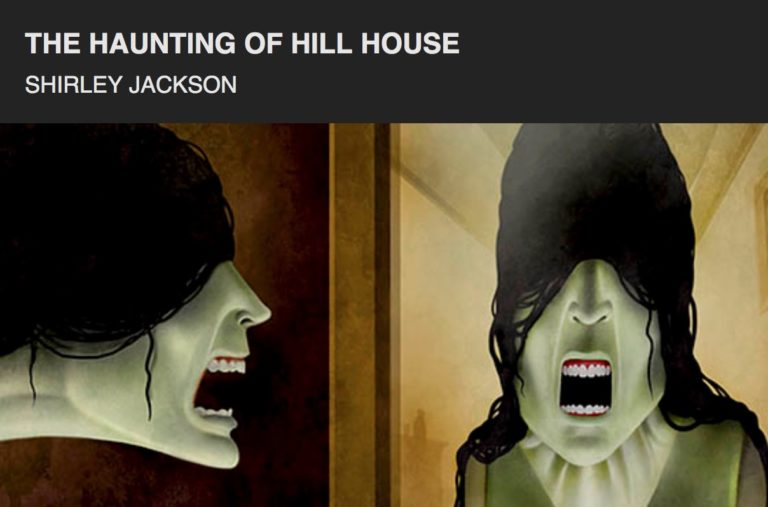 centipede press shirley jackson haunting hill house ad