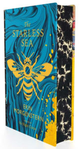 erin morgenstern starless sea waterstones page edges