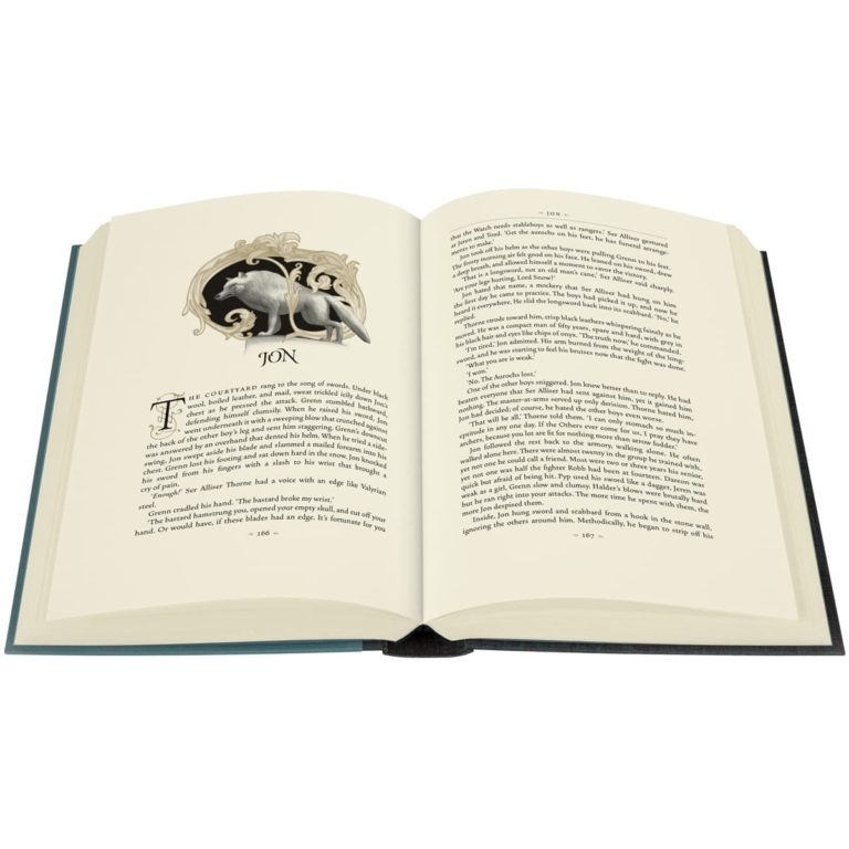 george martin game of thrones FS chap