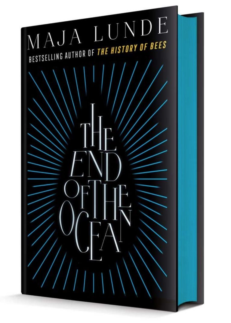 maja lunde end of the ocean waterstones cover
