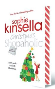 sophie kinsella christmas shopaholic speayed edges