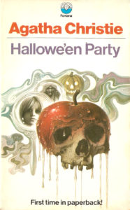 Agatha Christie Tom Adams Halloween Party Fontana