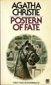 Agatha Christie Tom Adams Postern of Fate Alt Fontana