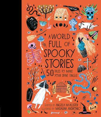 A World full of Spooky Stories cover