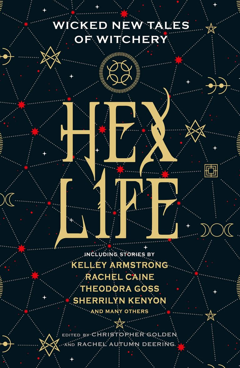 Christopher Golden Hex Life cover