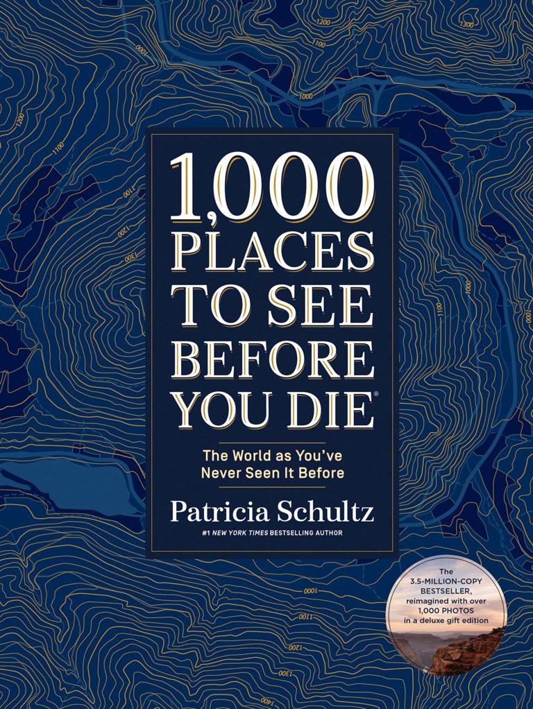 1000 places to see patricia schultz cover