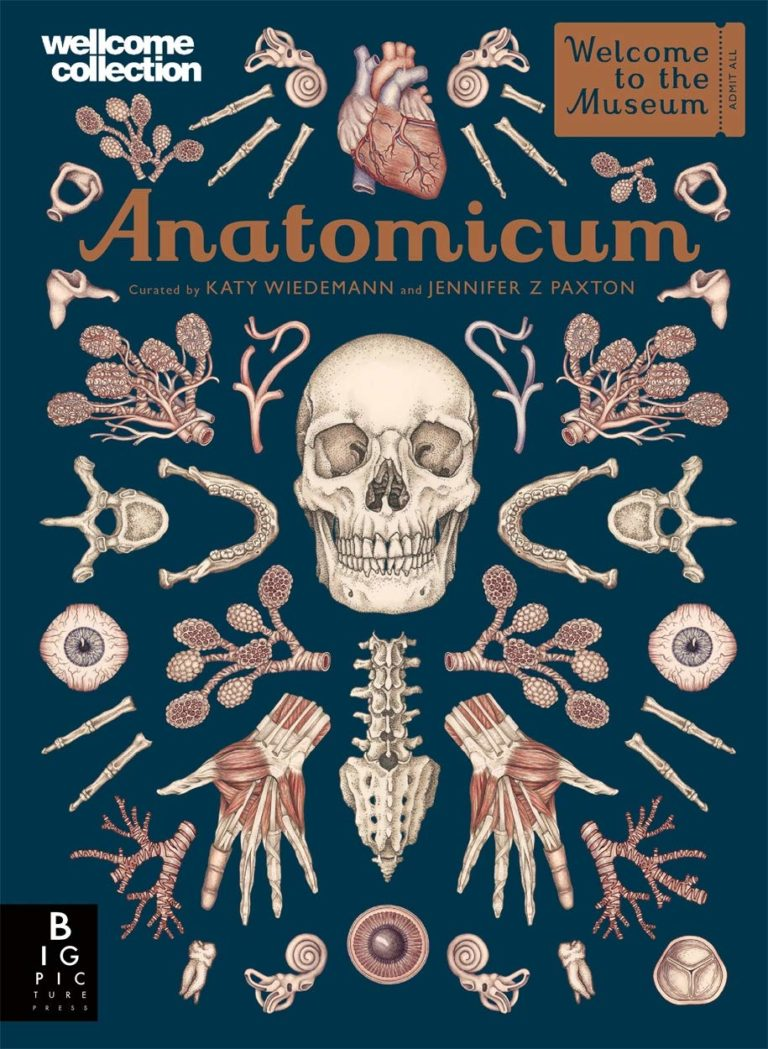 Anatomicum Paxton cover