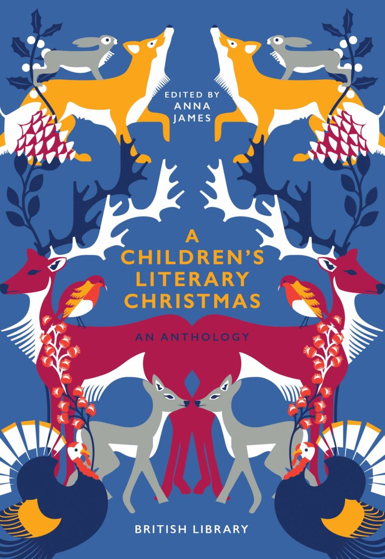 Childrens Literary Christmas British Library cover