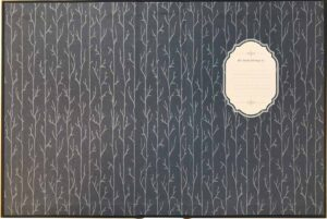 seasons edition emily bronte wuthering heights endpapers sm