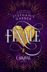 stephanie garber finale us cover