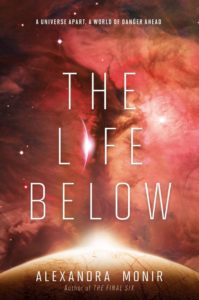 alexandra monir the life below