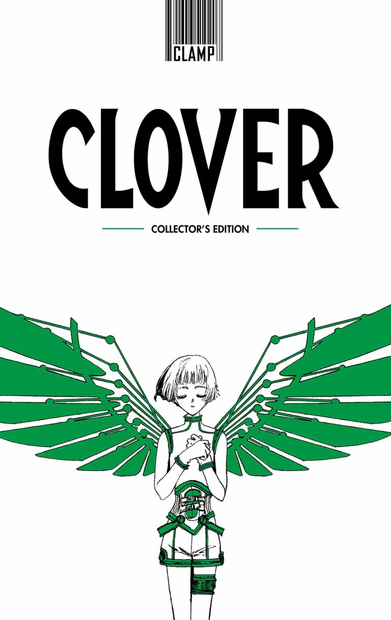 clover collectors edition cover