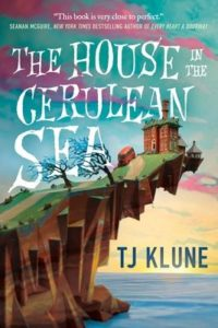 klune house in the cerulean sea