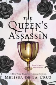 melissa de la cruz queens assassin