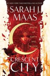 sarah j maas crescent city