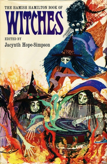 hamish hamilton book of witches hope