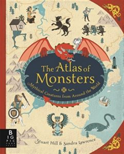 atlas of monsters hill lawrence