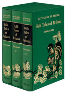 fs katharine briggs folk tales narratives