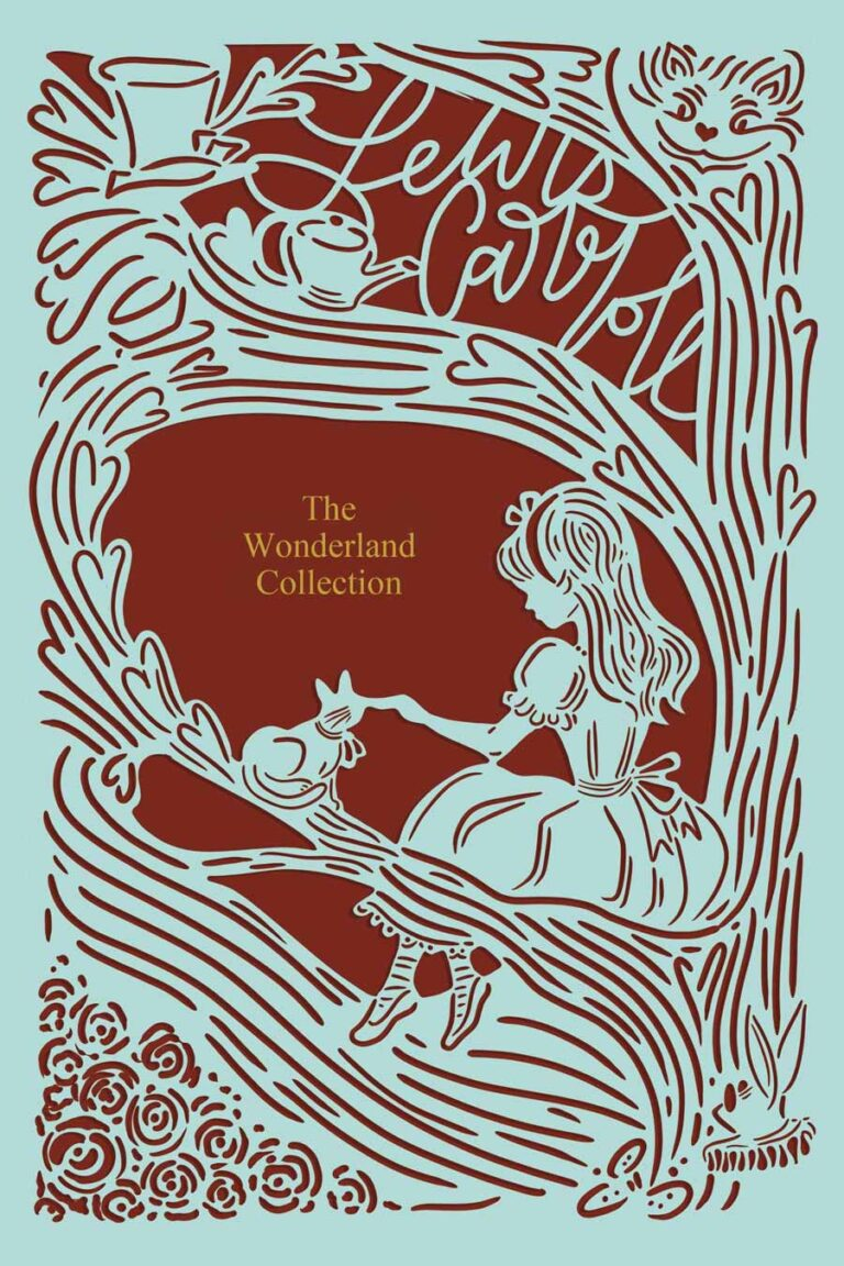 Wonderland Collection Lewis Carroll Seasons 600