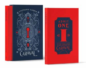 caraval collectors edition 1200