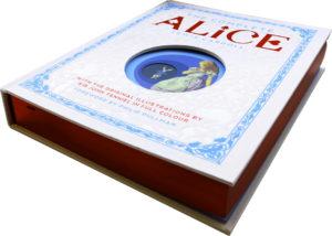 complete alice page edges