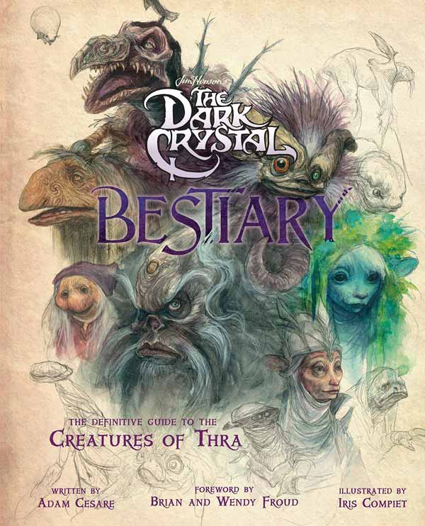 dark crystal bestiary cover 600