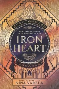 nina varela iron heart