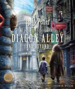 reinhart harry potter diagon alley popup